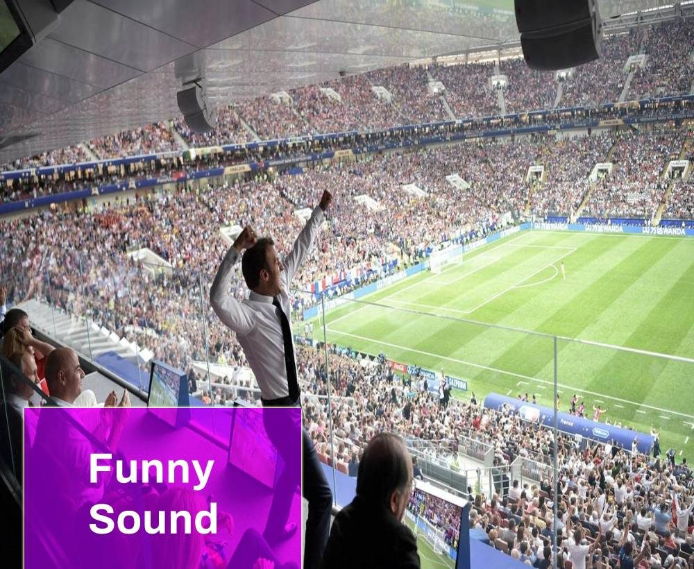 Football Crowd Sound