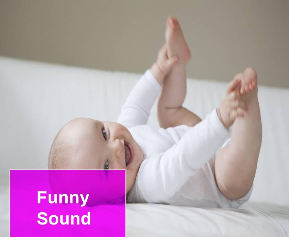 Funny Boy Laugh Sound