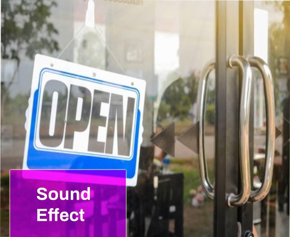 Door Chime Sound Effect