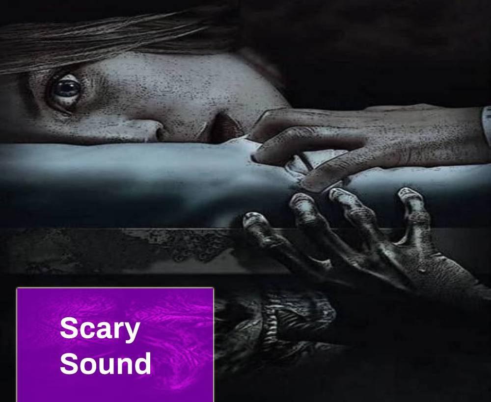 I Will Kill You Scary Sound