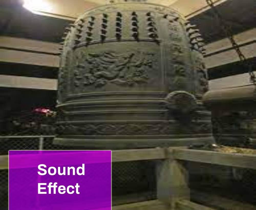 Zen Temple Bell Sound