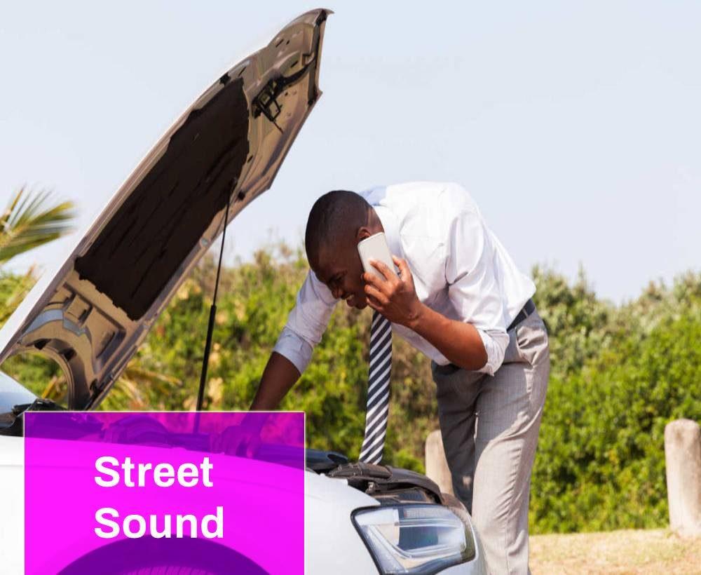 Car Stalling Sound Effect
