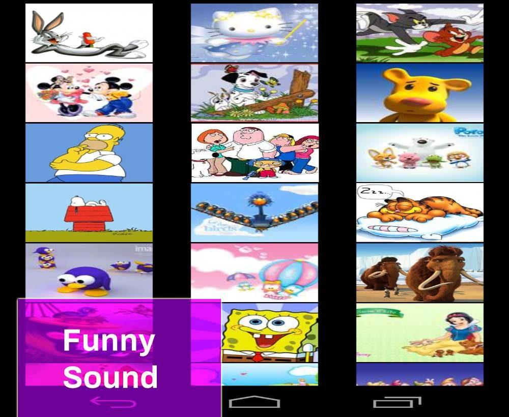 Funny Cartoon Tones