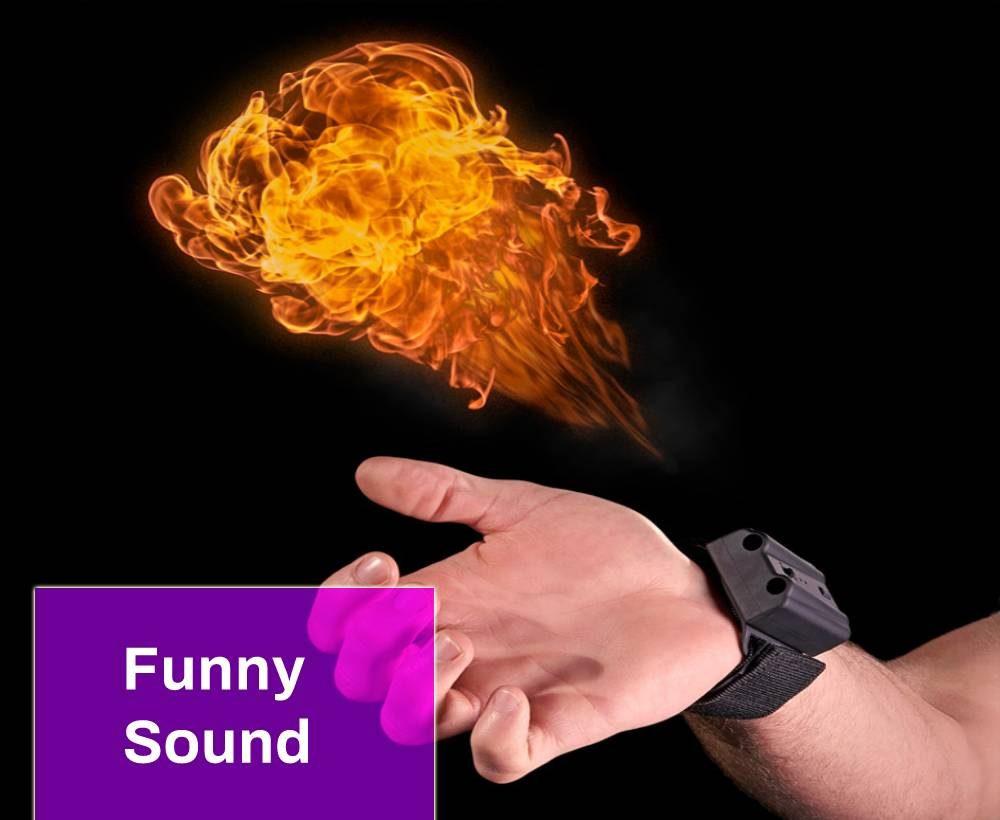 Small Fireball Sound Effect