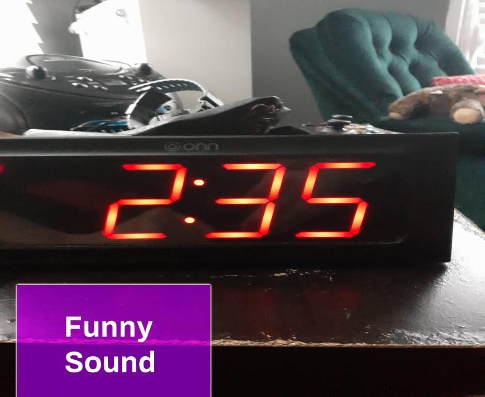 Alarm Wakeup Sound