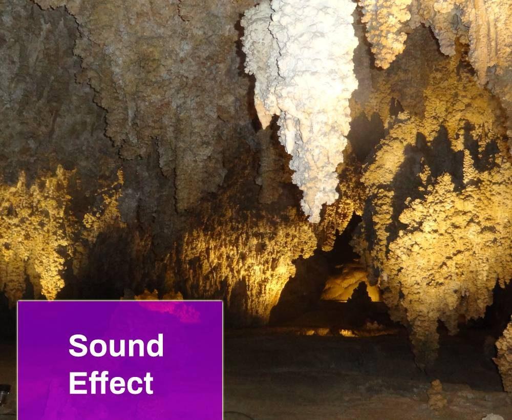 Stalactite Sound