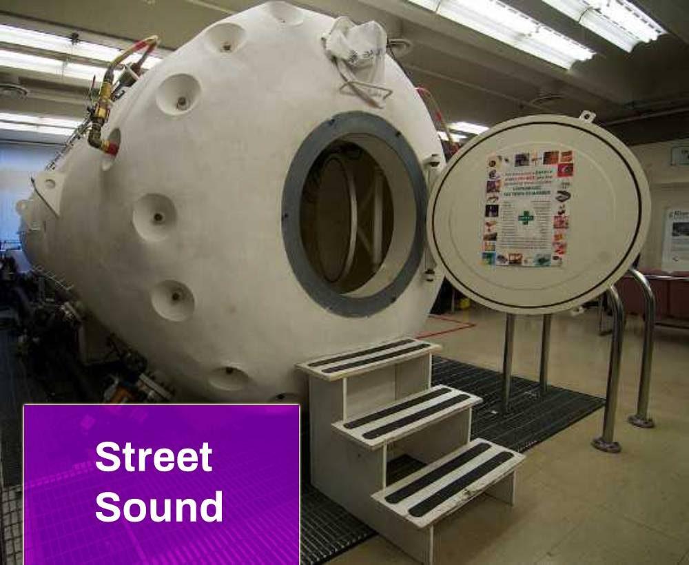 Chamber Decompressing Sound
