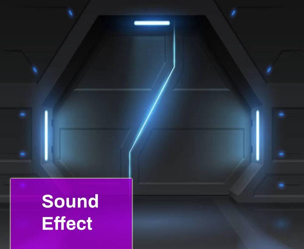 Space Ship Door Opening Sound