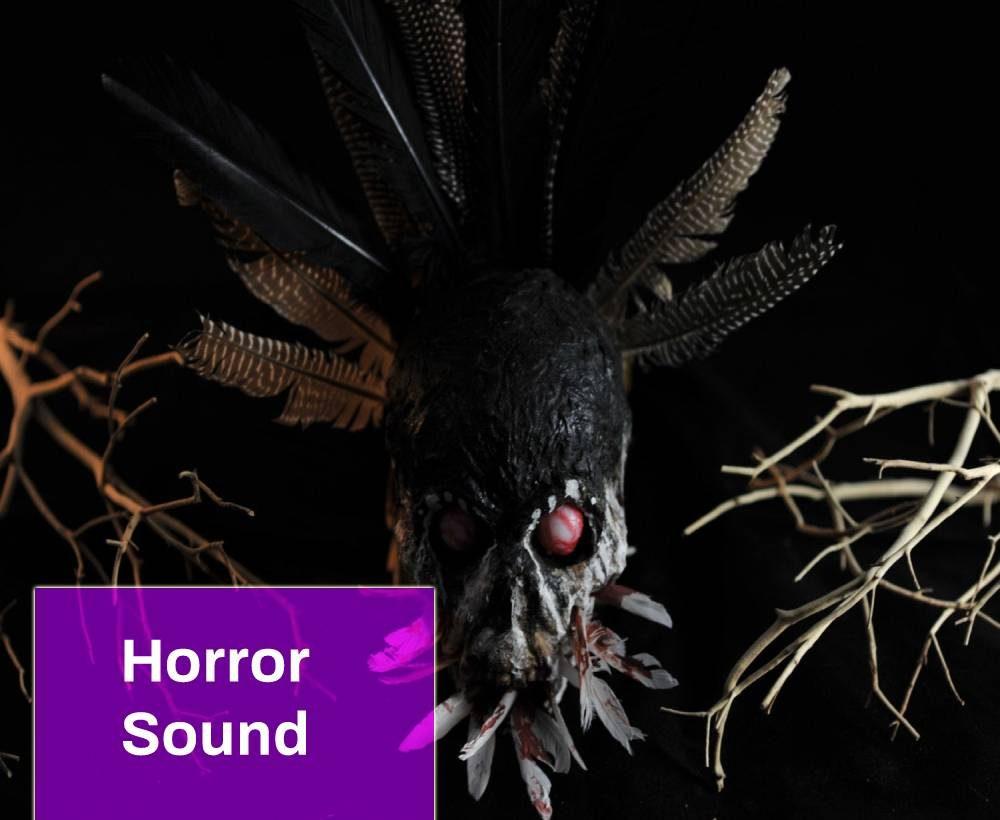 Oldest Horror Tune Sound Effect