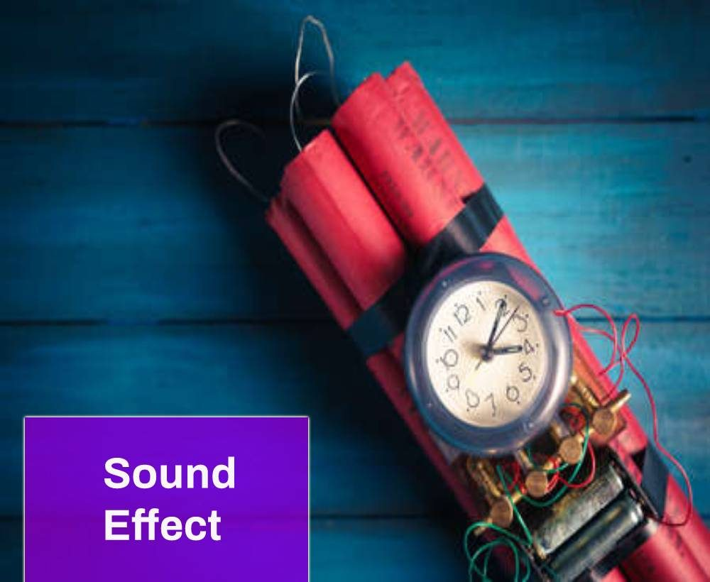 Time Bomb Short Sound Effect