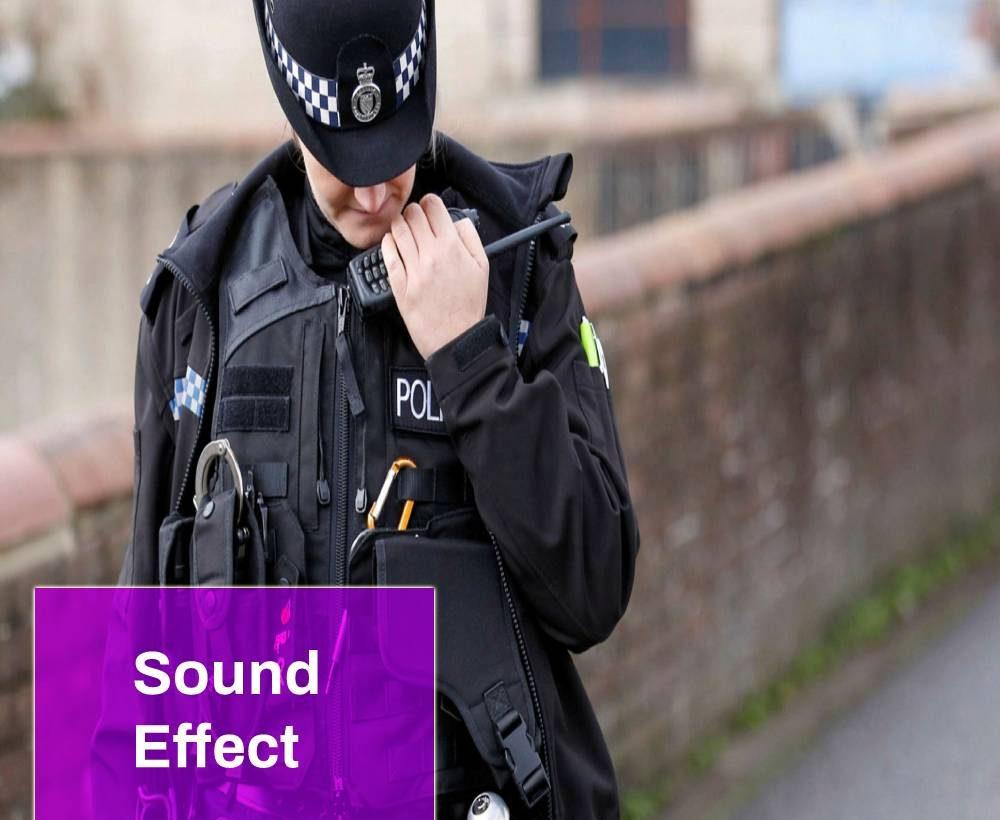 Police Radio Sound Effect
