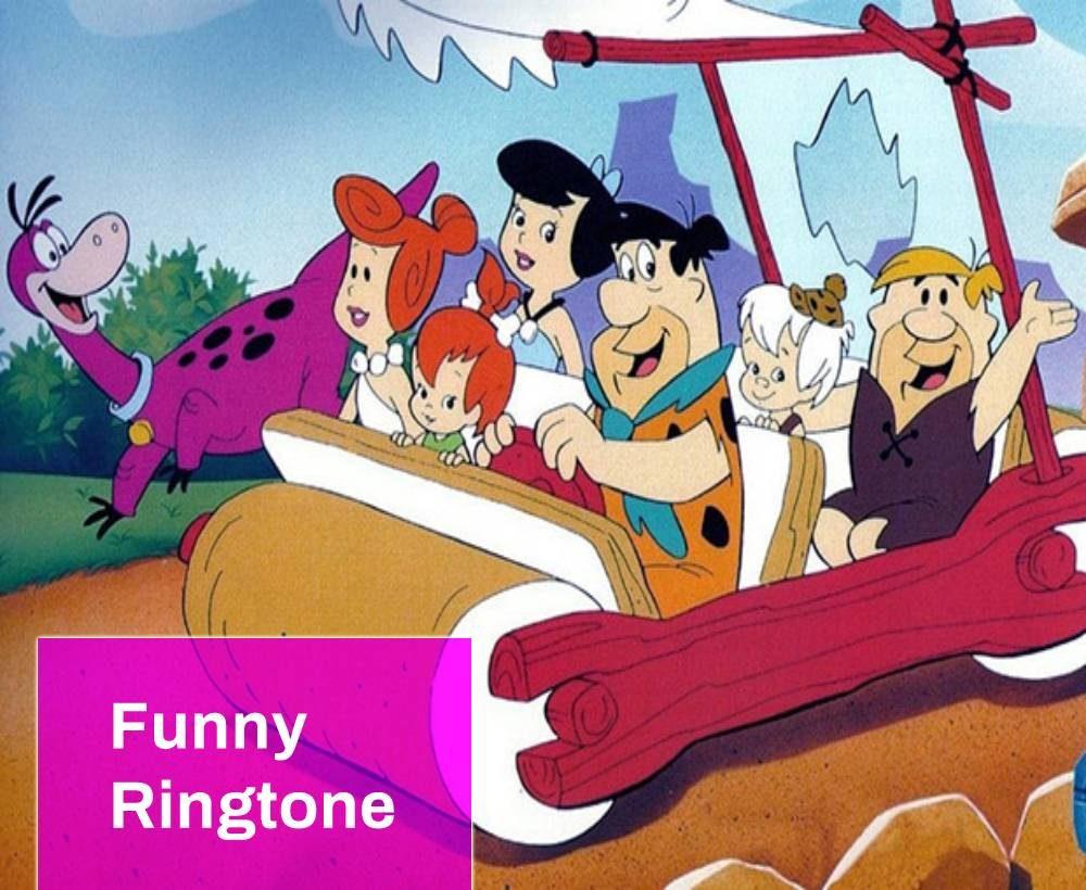 Flintstones Skid Sound