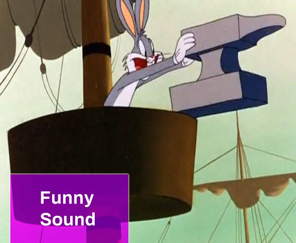 Bugs Bunny Sound Effect