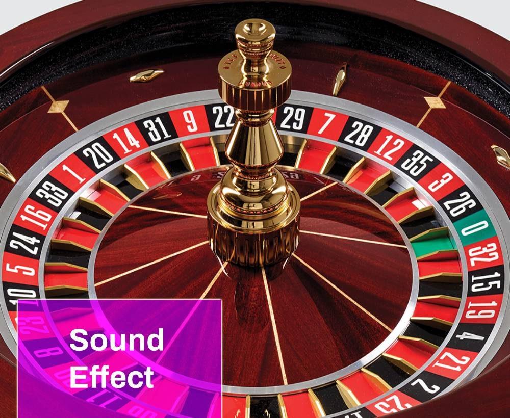 Roulette Wheel Sound