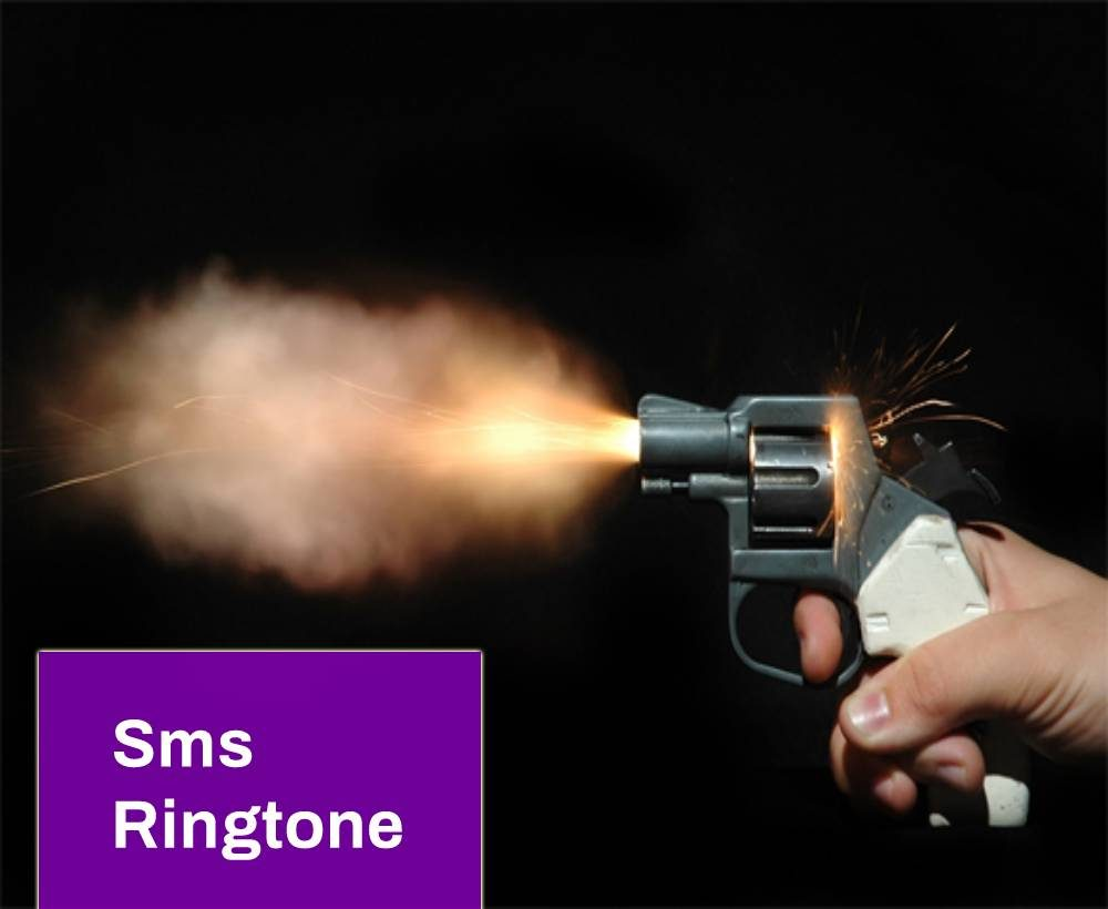 Gun Message Tone Ringtone