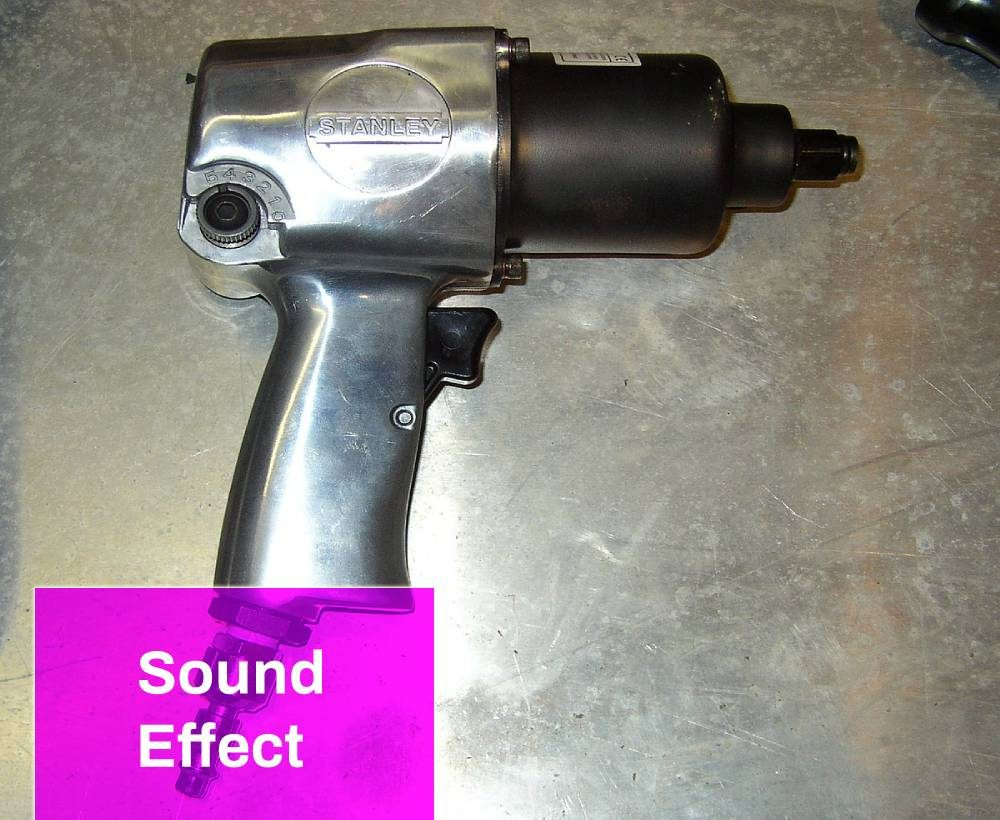 Air Wrench Sound Effect