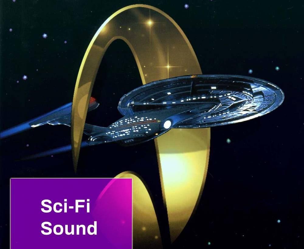 Sci-Fi Sound Effect