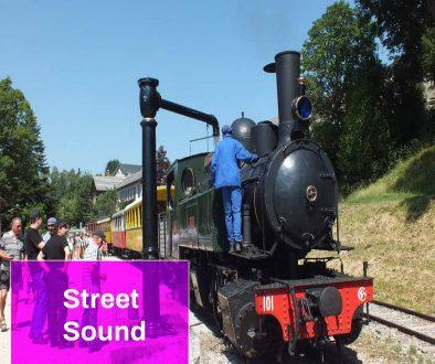 French Steam Trains Sound