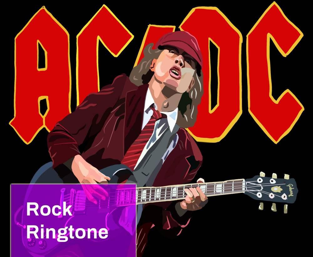 AC/DC Rock Ringtone