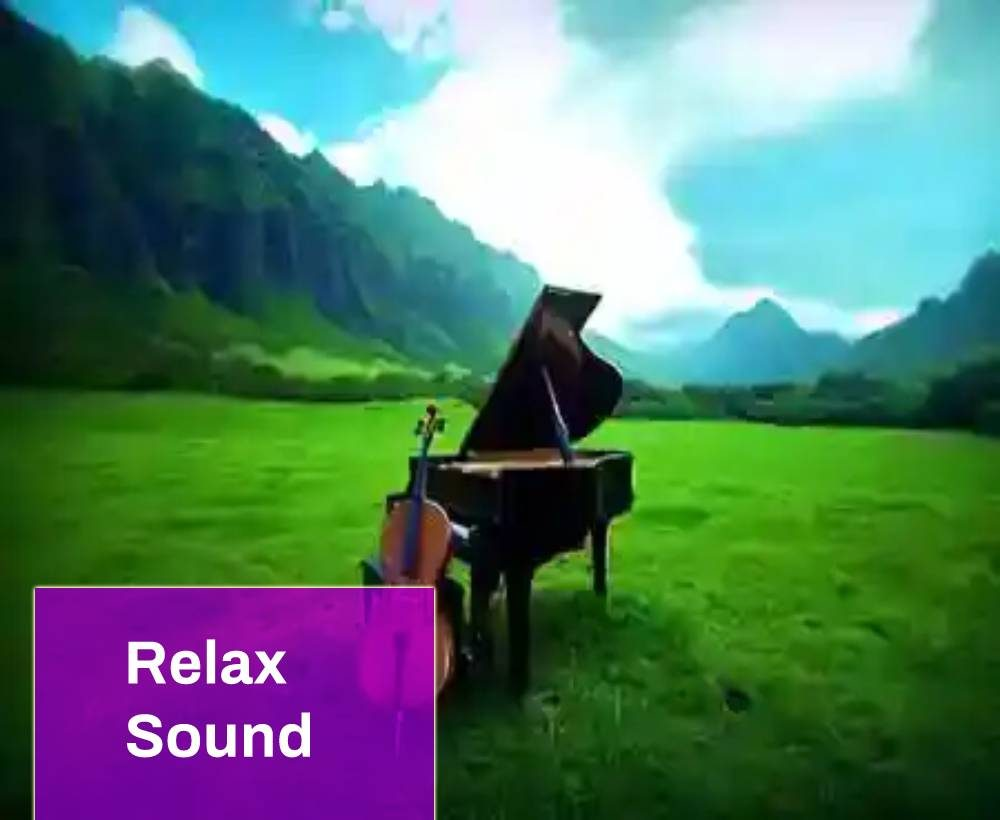 Relax Piano Sound Effect