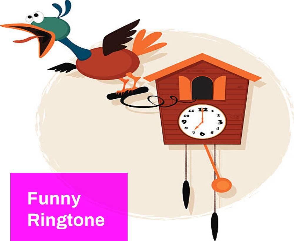 A Clock With a Bird