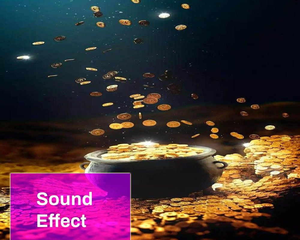 Falling Coin Sound