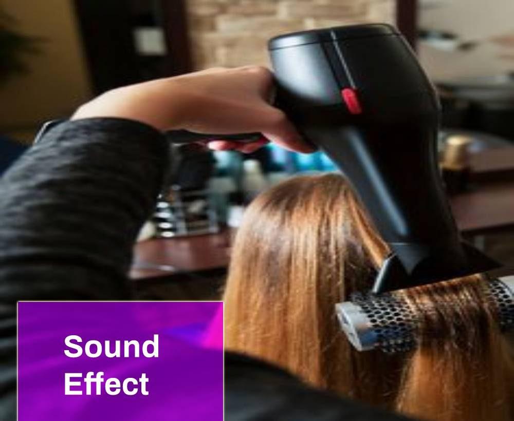 Hairdryer Sound