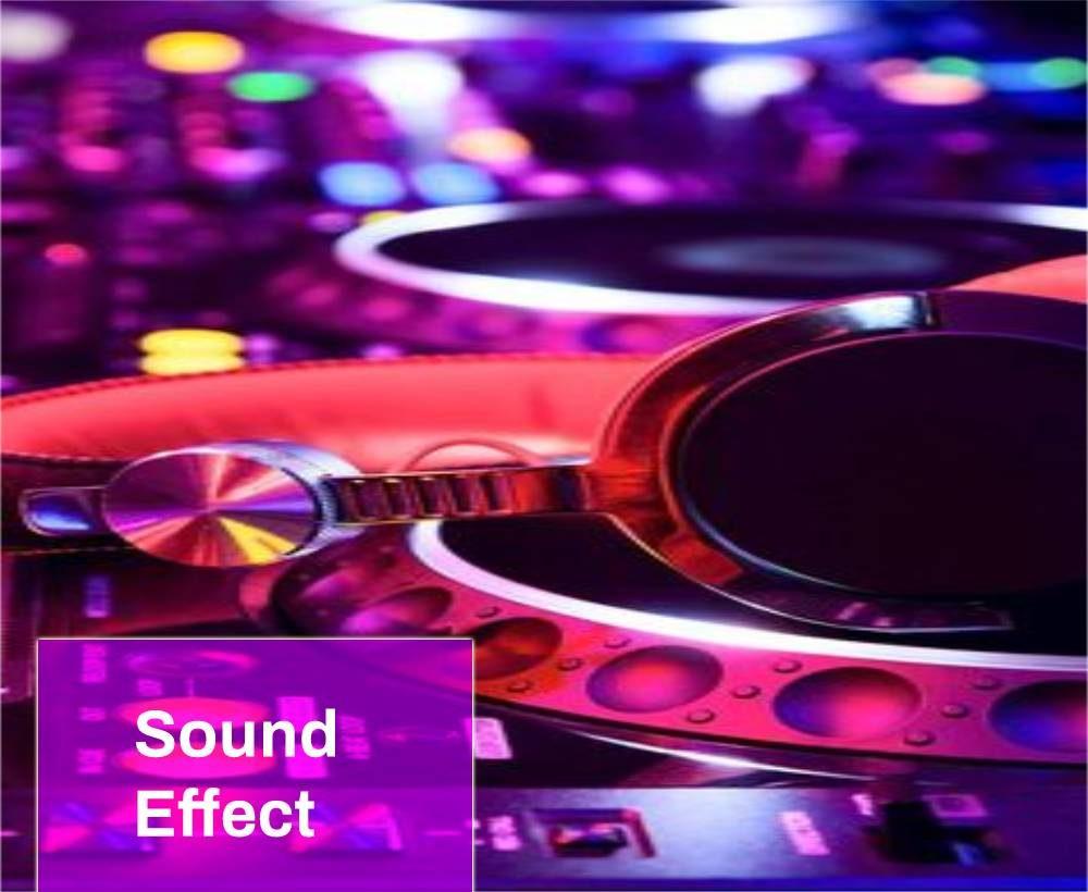 Electronic Music Sound
