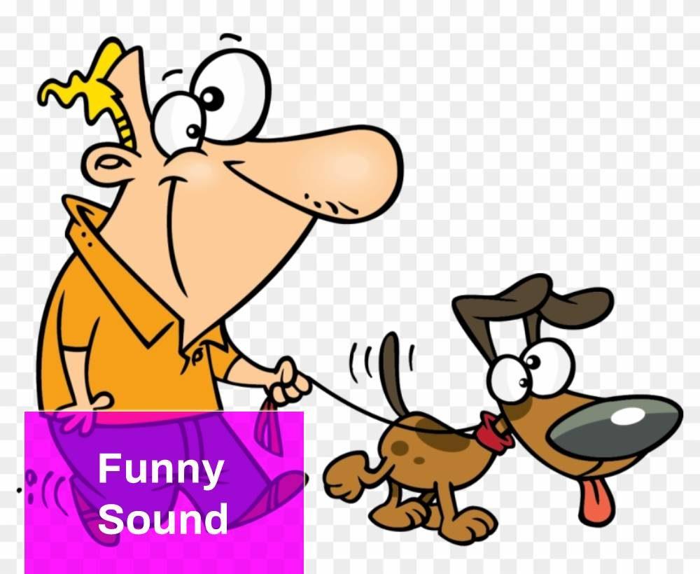 Cartoon Walking Sound