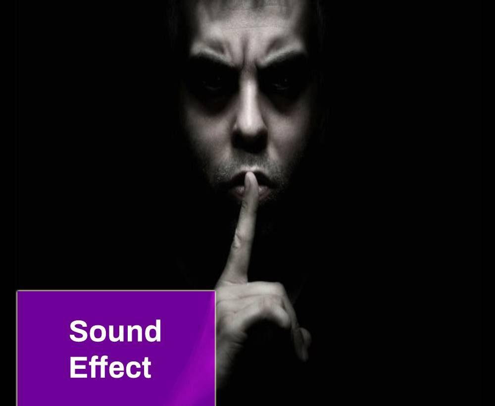 Shush Sound