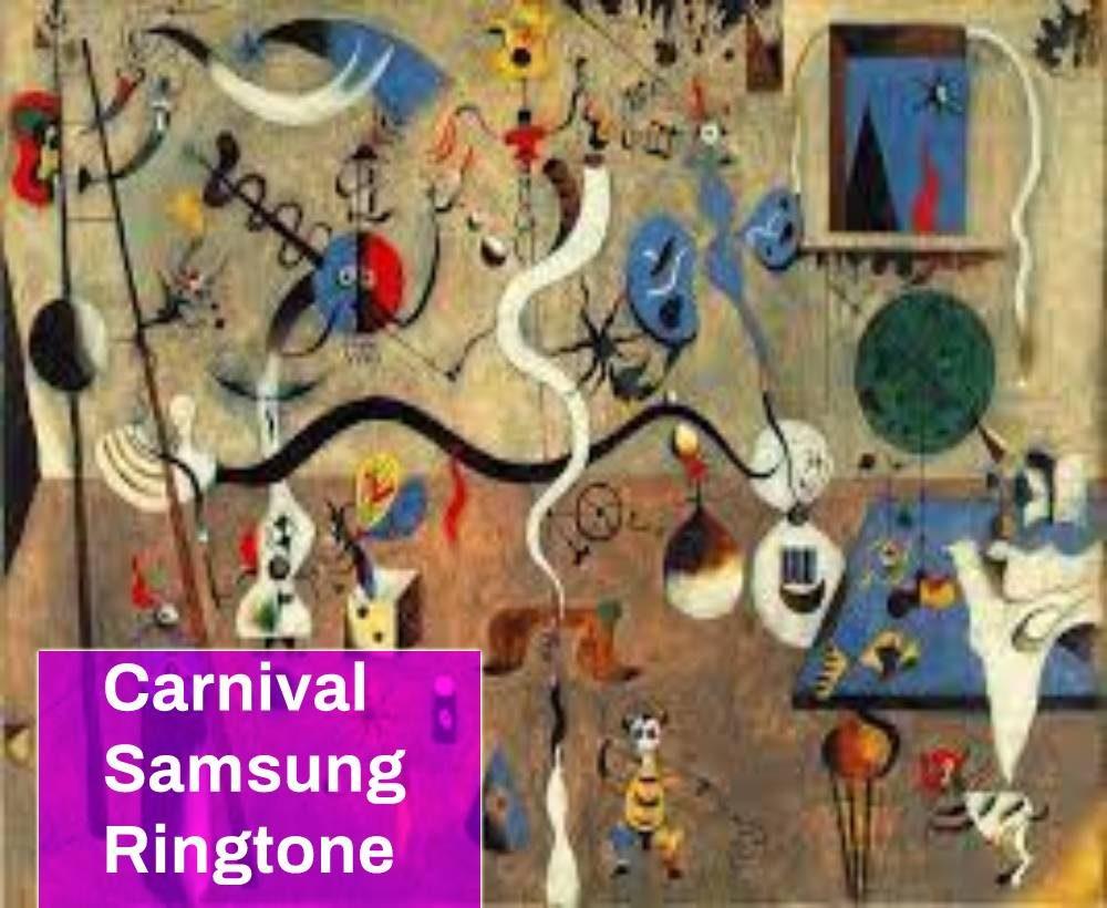 Carnival Samsung Ringtone