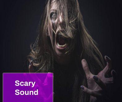 Scary Scream Sound