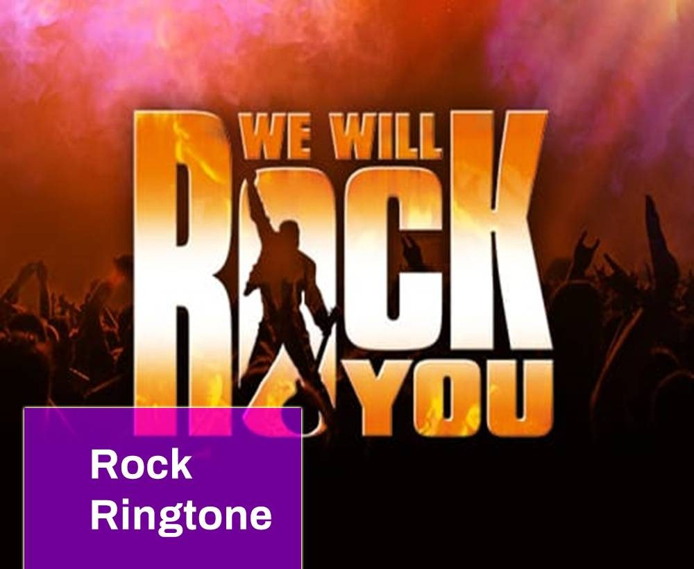 We Will Rock You Ringtone