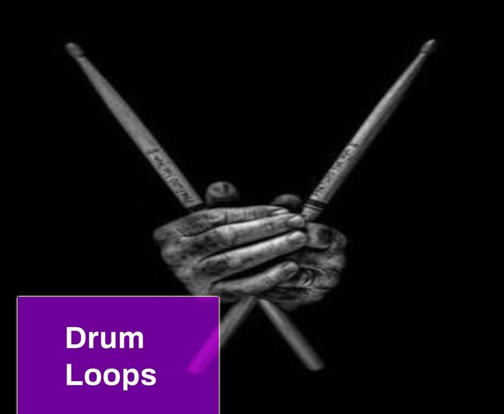 Trap Drum Loop