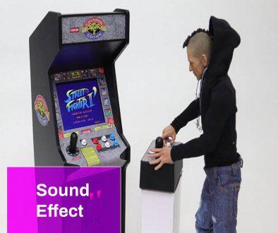 Street Fighter Sound
