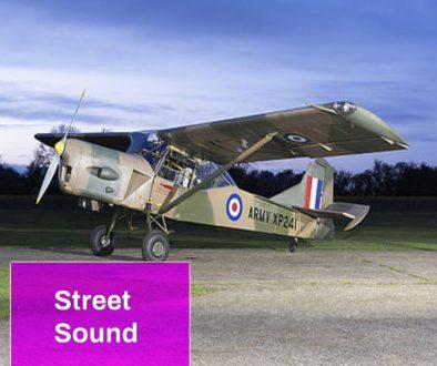 Aircraft - Auster Sound