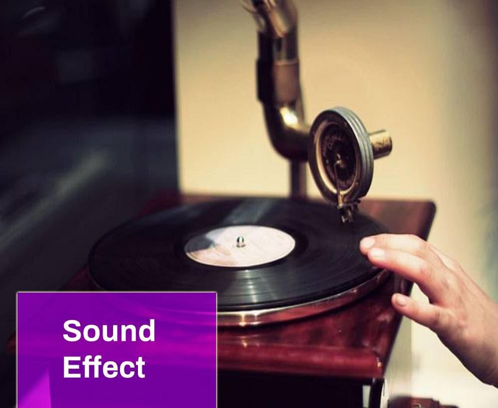 Record Scratch Effect