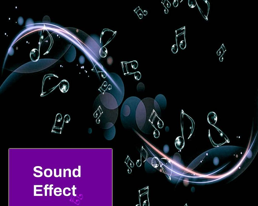 New Sound Effect