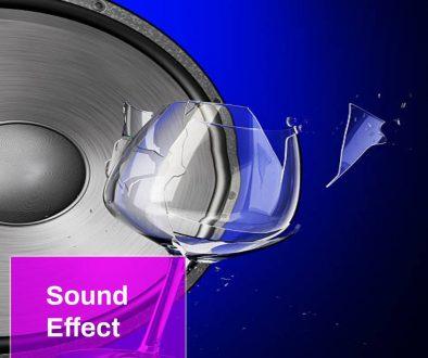 Glass Sound Effect