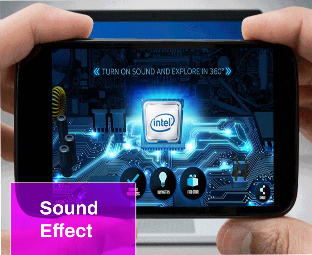 Intel Inside Sound