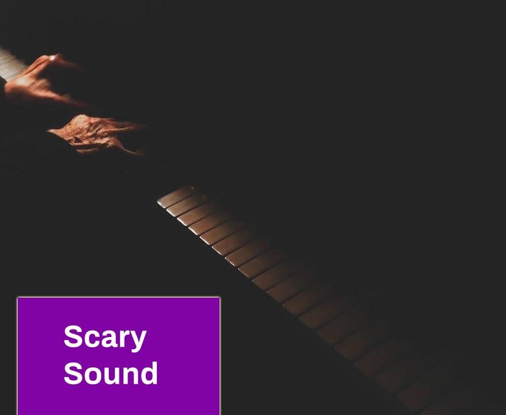 Dark Scary Piano