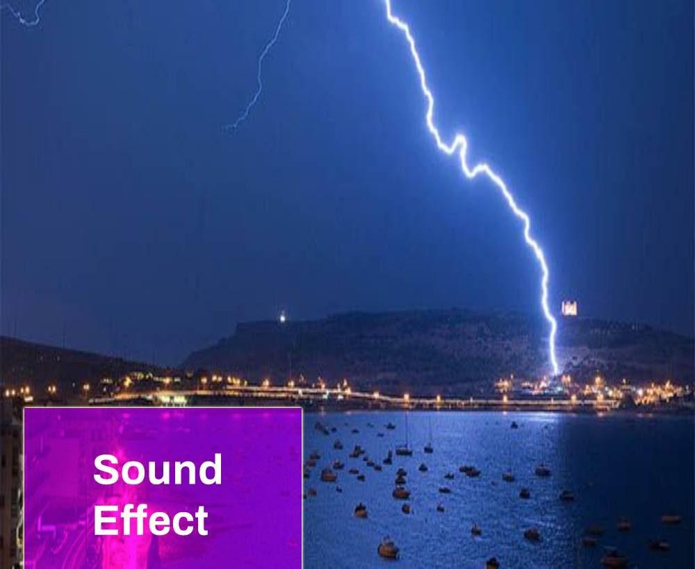 Thunder Rain Sound