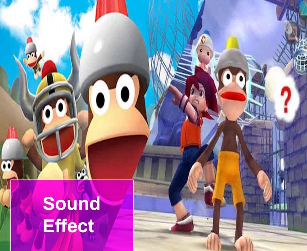 Ape Escape Game Sound