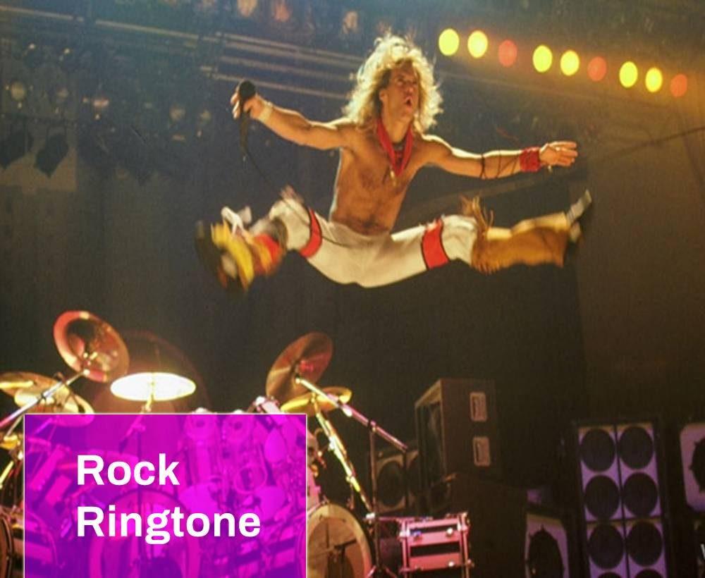 Van Halen Jump Ringtone