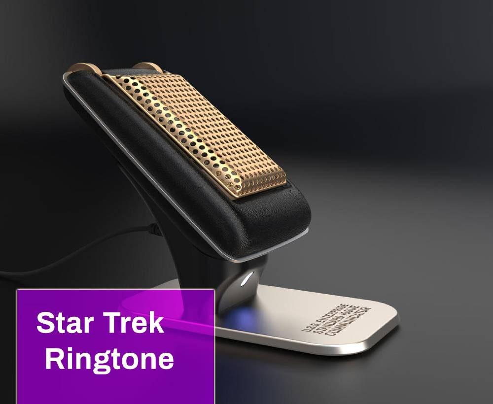 Star Trek Communicator Ringtone