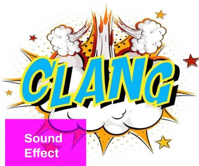 Clang Sound