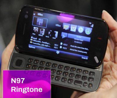 N97 Ringtone